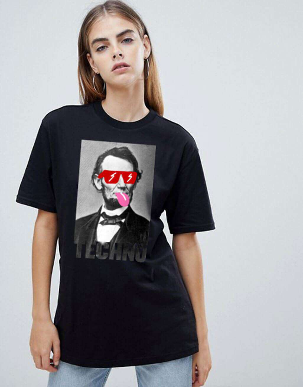 President Techno T-Shirt