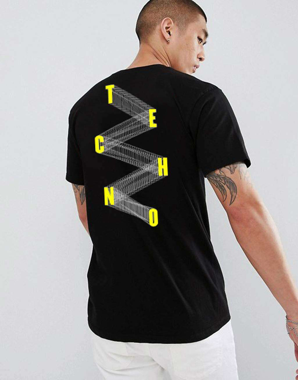 Techno Flow T-Shirt