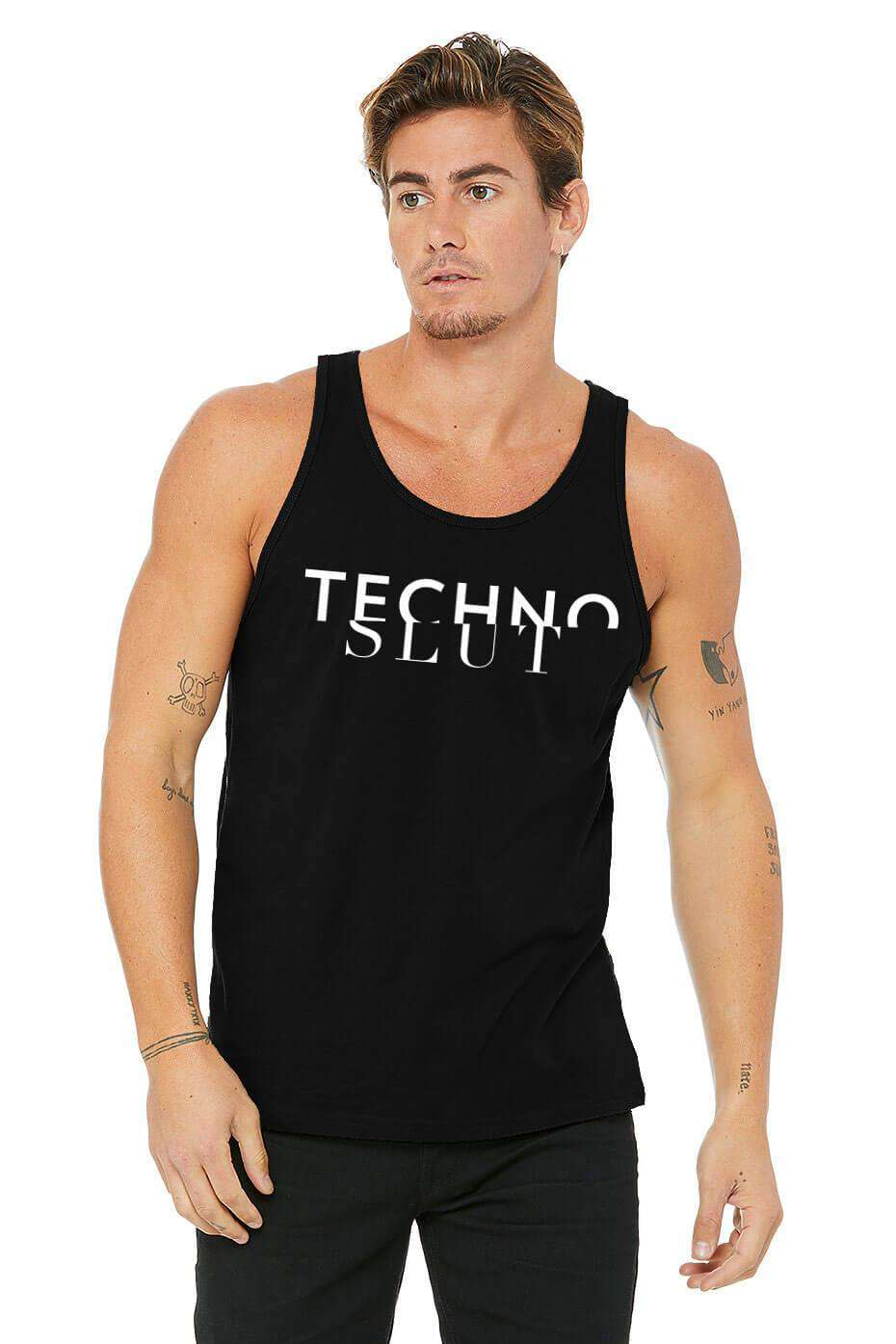 Techno Slut Tank Top