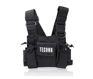 Techno Military Chest Rig