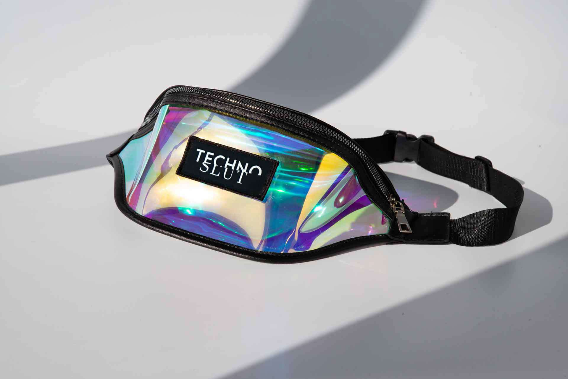 Laser Techno Slut Waist Bag