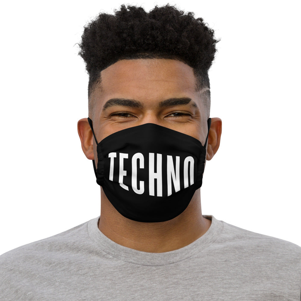 Techno Premium face mask