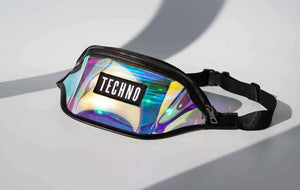 Laser Techno Waist Bag