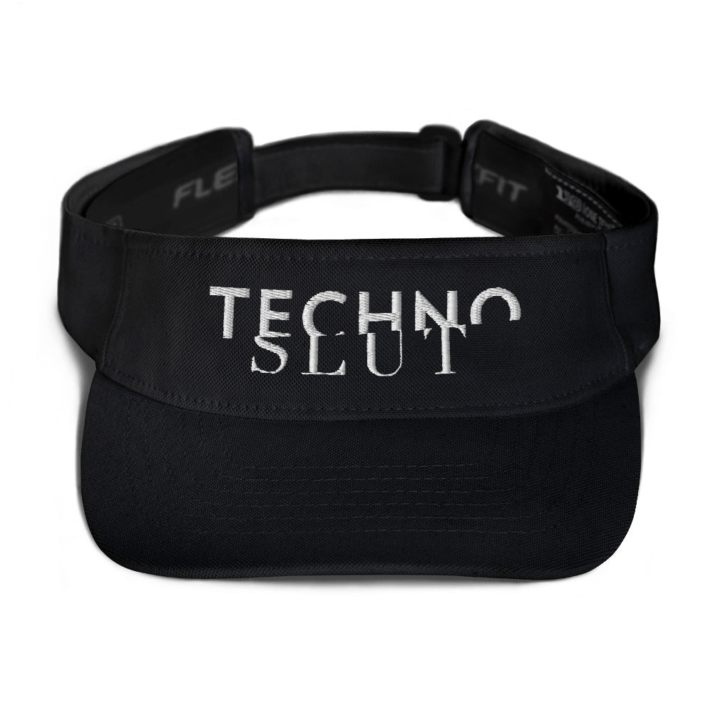 Techno Slut Visor