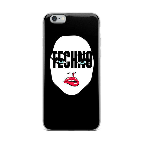 Nosebleed iPhone Case