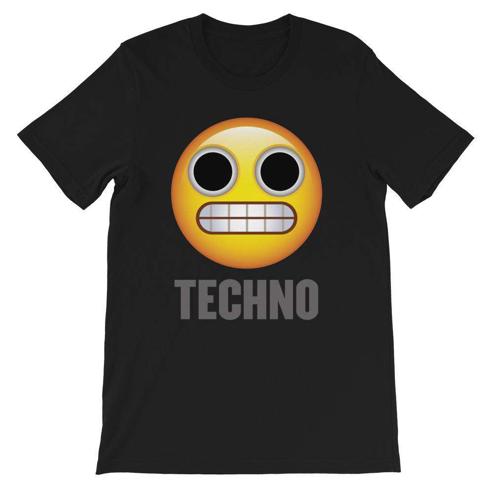 Techno Emoji T-Shirt