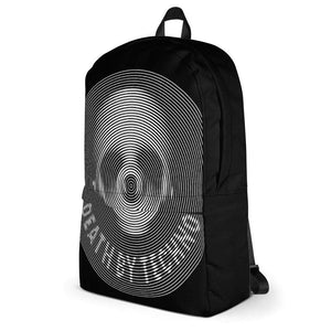 Death by Techno Graphic Backpack