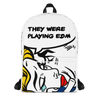 Tears for EDM Pop Art Backpack