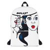 Molly Pop Art Backpack