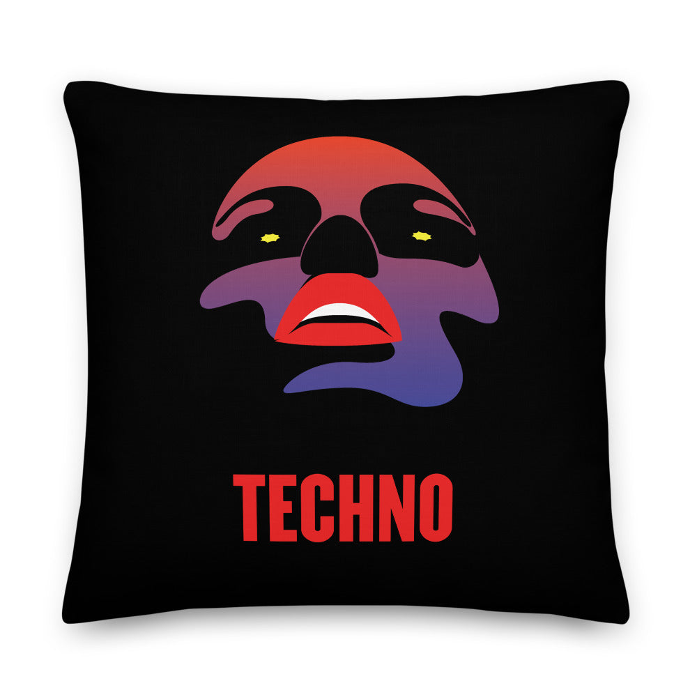 Festival Lights Premium Pillow