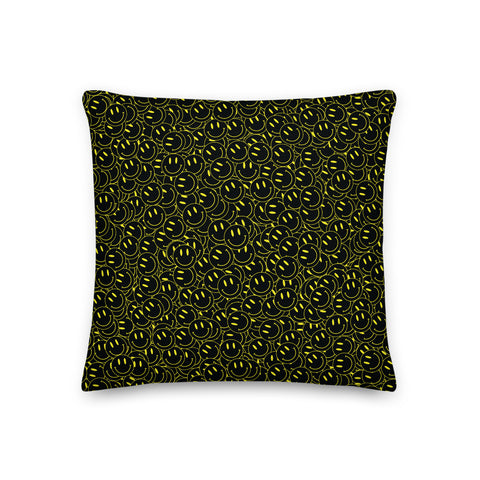 Acid Attack Premium Pillow