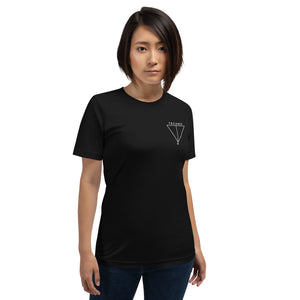 Techno Invert Embroidered T-Shirt