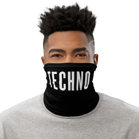 Techno Face & Neck Mask