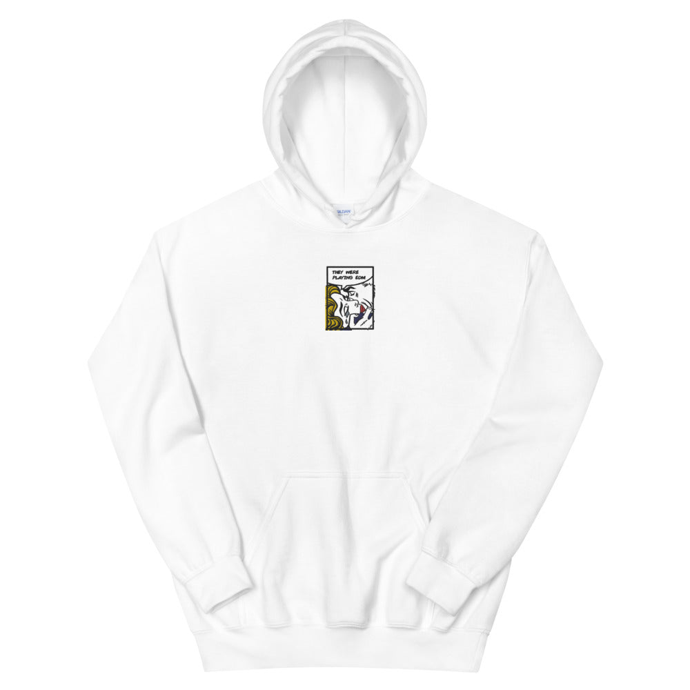 Tears for EDM Embroidered Hoodie