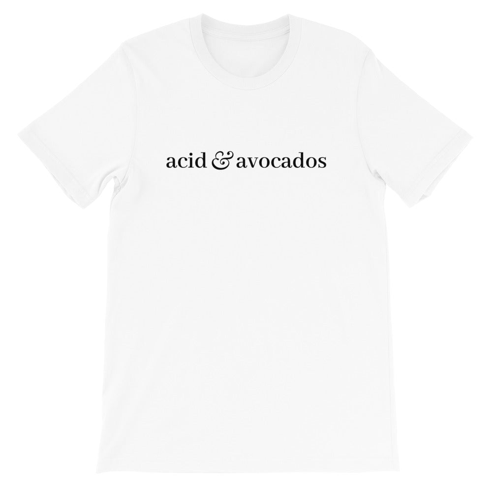 Acid & Avocados T-Shirt