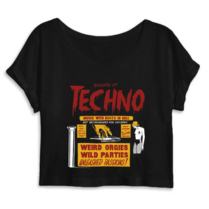 Beware of Techno Crop