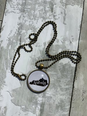 Kentucky Necklace - B Three Boutique