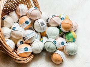 Fizz Bizz Bath Bombs - B Three Boutique