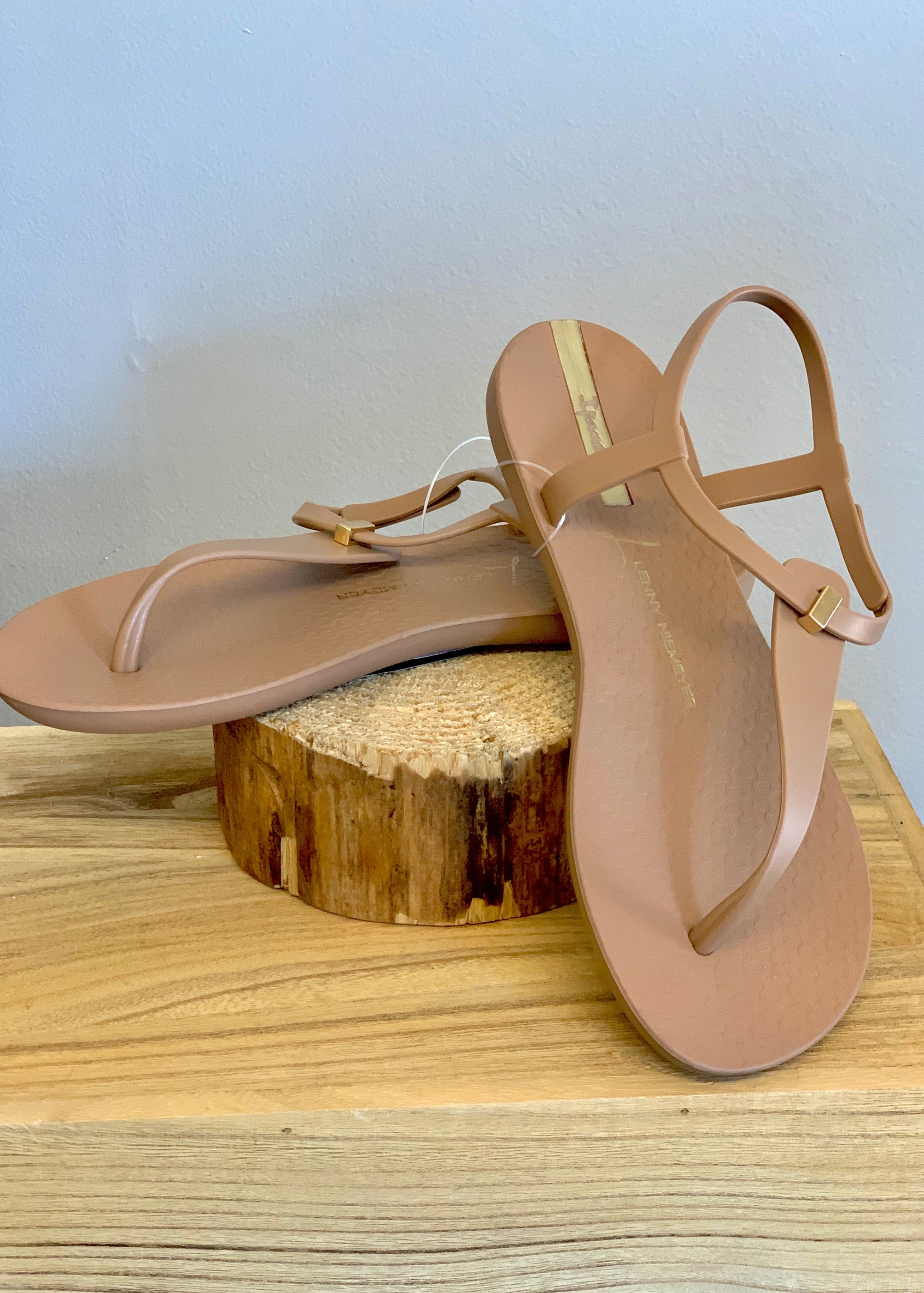 Premium Brown Sandal - B Three Boutique
