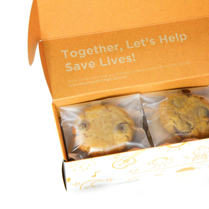 LIFE SAVER COOKIES - Soft and Gooey Vegan Cookies *Manila Delivery only