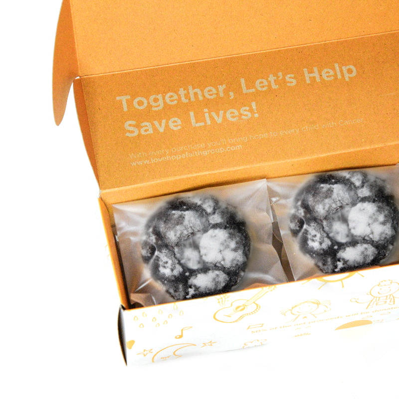 Life Saver Cookies - Fudgy Crinkle  *MANILA DELIVERY ONLY