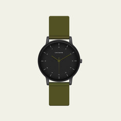 LIFE SAVER WATCH 3.0 - ARMY GREEN (SMALL)