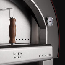 Wood Fired Outdoor Pizza Oven - 5 MINUTI ALFA