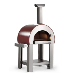 ALFA - 5 Minuti wood fired pizza oven with base