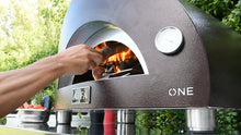 ALFA ONE - Wood Fired Outdoor Pizza Oven