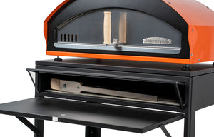 ROSSOFUOCO - MINO Wood Fired Oven with Cart