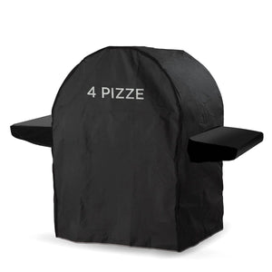 The ALFA 4 PIZZE outdoor pizza oven with optional base and cover will protect your outdoor ovens for years