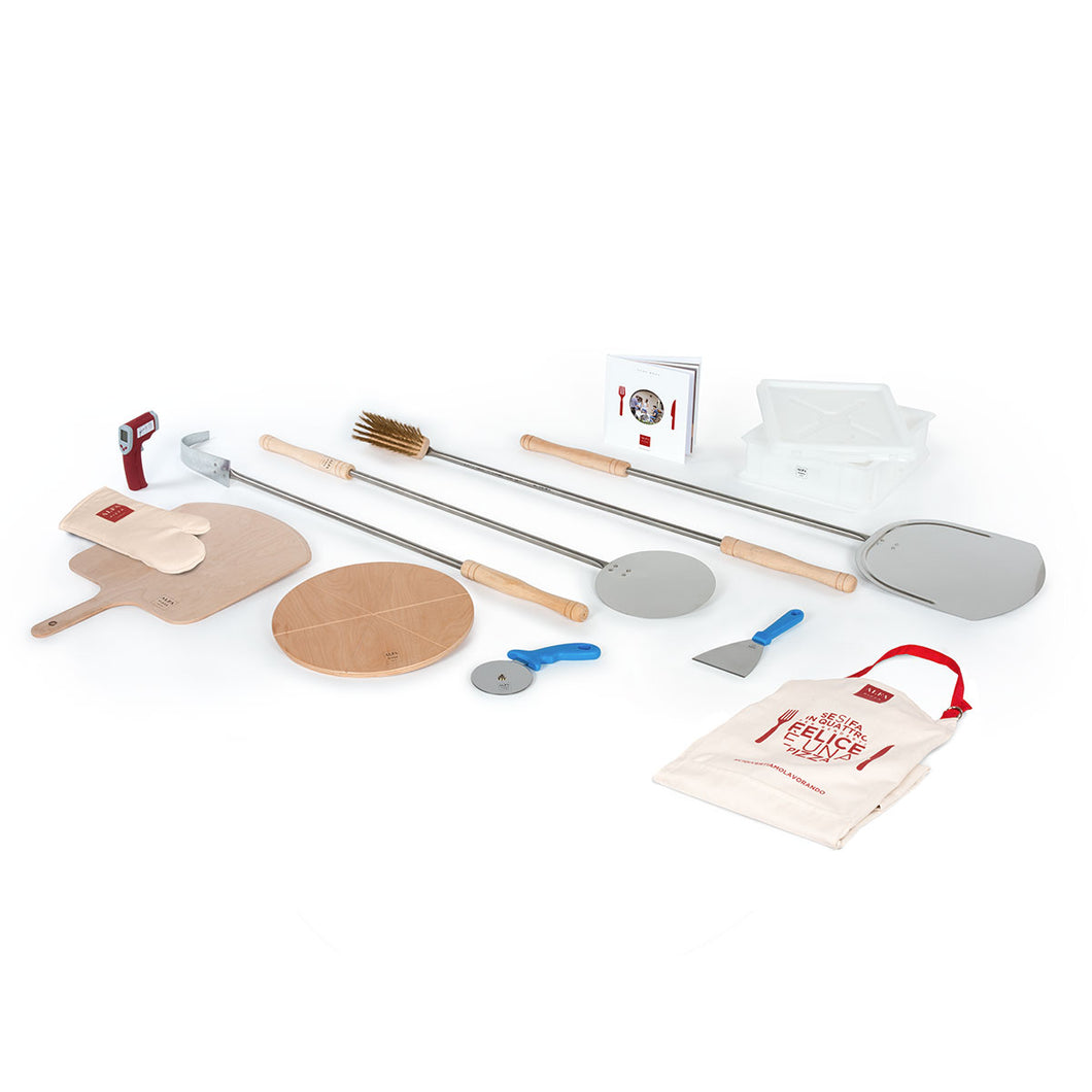 Pizzaiolo Kit with Cookbook