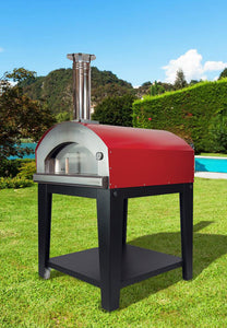 ROSSOFUOCO - PIU'TRECENTO Wood Fired Oven