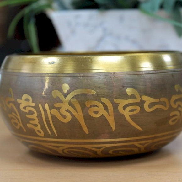Tibetan Singing Bowls & Artefacts