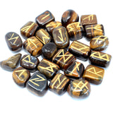 rune set tigers eye
