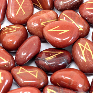 rune set green aventurine