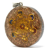 cheeseonbread organite pendant