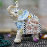 good luck elephant figure