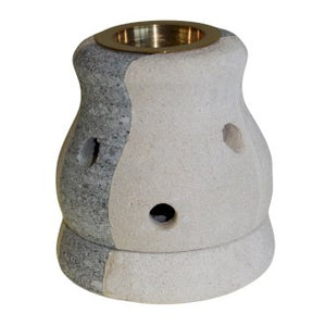sandstone oil burner