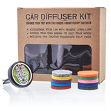 car oil diffuser kit