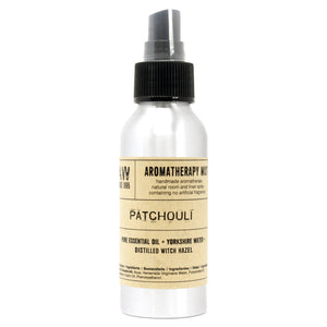 patchouli room fragrance mist
