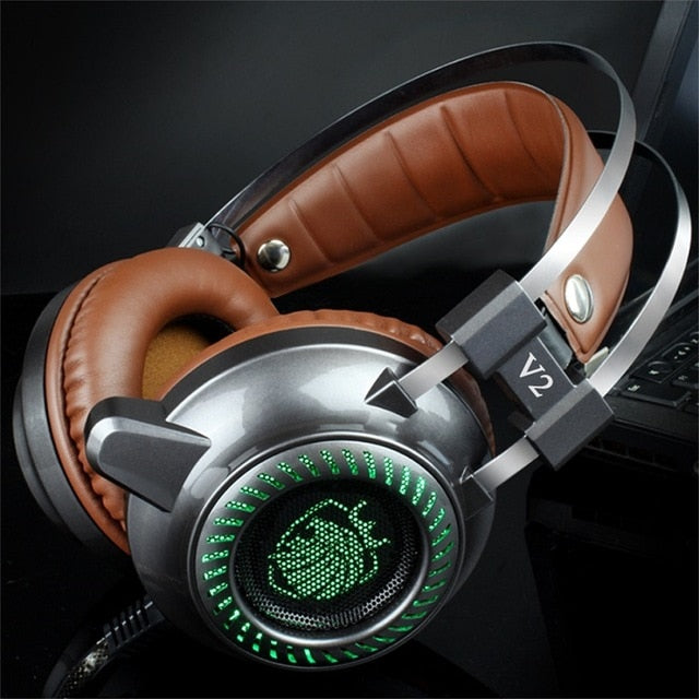 Steel Series V2 Gaming Fidelity Headset Speakers - VixBee