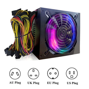 1600W RBG Power Supply - VixBee