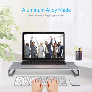 ORICO Aluminum Laptop & Monitor Base - VixBee