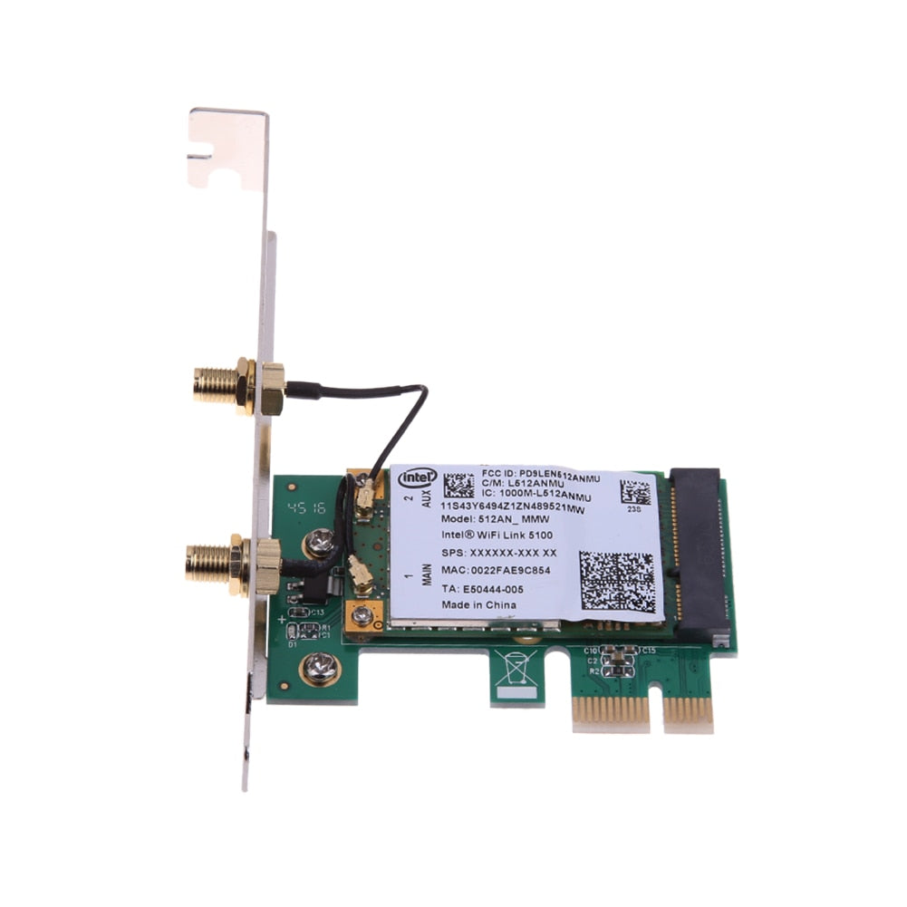 VAKIND 300Mbps Dual Band WiFi Wireless Adapter - VixBee