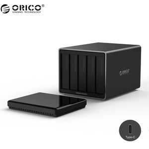 ORICO NS500C3 5 Bay Type-C Hard Drive Dock - VixBee