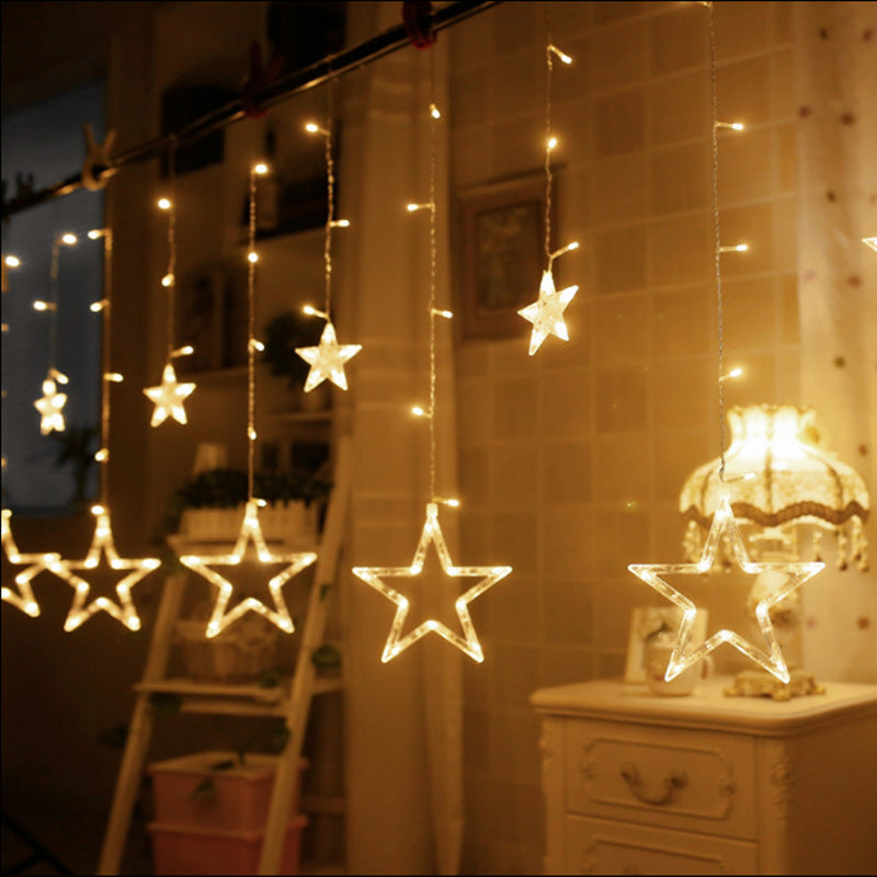 3M LED Star Light  Decoration - VixBee