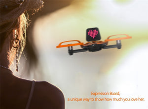 Wingsland S6 Selfie Drone With 4K UHD Camera - VixBee