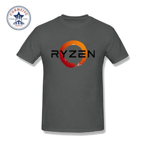 AMD RYZEN Cotton T Shirt - VixBee