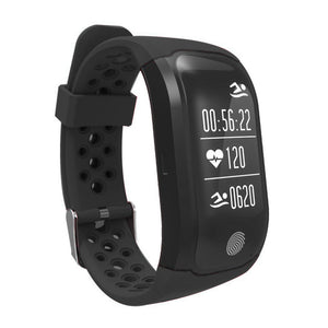 Bluetooth 4.2 fitness Smart Watch Heart Rate - VixBee
